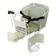 新SG企画対応 後用幼児座席 ファミリーメッシュ シルバー