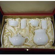 台湾茶器セット(白)