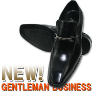 �yGENTLEMAN�@BUSINESS�@SHOES�z�@GB-7501N�@�u���b�N�@�r�W�l�X�V���[�Y