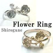 �ySALE�zFlower Ring����ԏ��ԁ��t�����[�����O�y�Q�F�W�J�z/BR-006