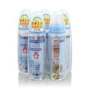 チュチュベビー 耐熱ガラス製哺乳びん 5本入 (G-240)