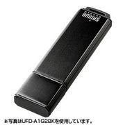UFD-A2G2BKK サンワサプライ USB2.0メモリ 2GB ブラック