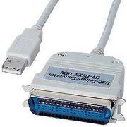 USB-CVPR3 サンワサプライ USBプリンタコンバータケーブル 3m