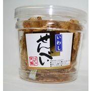 ◆樽シリーズ◆カルシウムそのまま♪美味しくってどんどん食べれるサクサク♪【いわしせんべい(樽)】