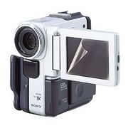 DG-LCK67 サンワサプライ 液晶光沢保護フィルム 6.7型・フリーカット