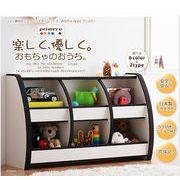 ソフト素材キッズファニチャーシリーズ おもちゃBOX 【primero】2タイプ選ぶ