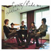 韓国音楽 東方神起 SHINE/Ride on (日本Single CD+DVD)