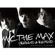 韓国音楽 M.C The Max スペシャルアルバム/Rewind & Remind