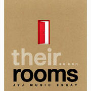 �؍����� J.Y.J MUSIC ESSAY �uTHEIR ROOMS �l��̘b�v�i�{�{CD�j