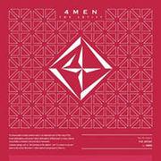 韓国音楽 4MEN(フォーマン)- 4集 [THE ARTIST]