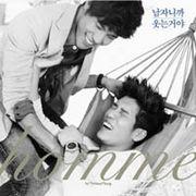 韓国音楽 チャンミン&イ・ヒョン(オム/Homme)- 男だから笑うのさ [Single]