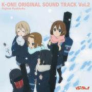(韓国版)韓国音楽 K-ON!(ケイオン)ORIGINAL SOUND TRACK Vol.2 - Hyakkoku Hajime
