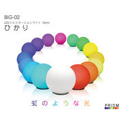 PRISM(プリズム) LEDイルミネーションライト ひかり 15cm BIG-02