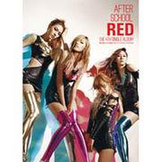 韓国音楽 A.S.Red(アフタースクール・レッド)- Red [Single]
