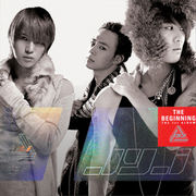 JYJ(ジェジュン、ユチョン、ジュンス)-THE BEGINNING(NEW LIMITED EDITION+36Pブックレット)