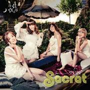 韓国音楽 Secret(シークレット)- 星影月明かり [Single]