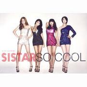 韓国音楽 Sistar(シスター)1集 - So Cool