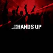 (再発売)韓国音楽 2PM(ツーピエム)2集 - Hands Up [一般版]