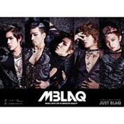 �؍����y MBLAQ�i�G���u���b�N�j1st Single Album - Just Blaq