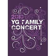 韓国音楽 「2010 YG FAMILY CONCERT」DVD(2DISC+フォトブック/英語字幕)