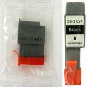 BCI-21/24BK 互換インク(Canonプリンタ用 互換インクカートリッジ・ブラック)