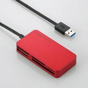 MR3-A006RD ELECOM(エレコム) USB3.0対応メモリリーダライタ