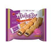 ◆定番人気◆2種類の味を詰合せしたファミリーサイズパック【ブルボン・ガトーレーズン】