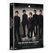 """韓国音楽 東方神起 3RD ASIA TOUR CONCERT """"MIROTIC"""" DVD(3DVD)"""