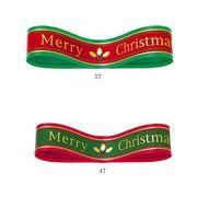 M.C.ライン クリスマス用リボン