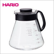 HARIO(ハリオ) V60レンジサーバー800ブラック XVD-80B