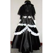 黒執事 (くろしつじ) ビクトリア女王 風 コスプレ衣装 完全オーダーメイド