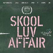 韓国音楽 防弾少年団(BTS) - SKOOL LUV AFFAIR (2nd ミニアルバム) (CD+ブククルリッ+フォトカード1枚)