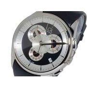 カルバン クライン CALVIN KLEIN クオーツ メンズ クロノ 腕時計 K2A271.02