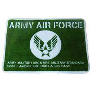 【AMERICAN FLOOR MAT -ARMY AIR FORCE-】