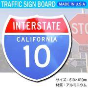 CALIFORNIA10 トラフィックサインボード