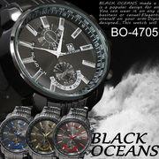 ��BLACK OCEAN�����^���^�C�v�@�u���b�N�@�r�b�O�t�F�C�X�@�����Y�@�r���v��BO-4705