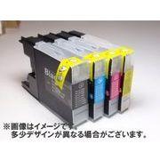 ケーマーク互換インク新品 BROTHER 互換インク4色マルチパック LC12-4PK BK(顔料)+C+M+Y