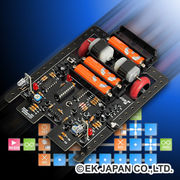 光センサー・プログラミングカー