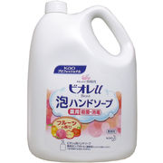 花王業務用 ビオレU 泡ハンドソープ フルーツの香り 4L