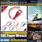 GoPro�݊��A�N�Z�T���[�wCNC�p���[�����`�x(GP-0690) �S�[���h