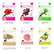 Pure Smile3 エッセンスマスクシリーズ 超うる肌/生活雑貨