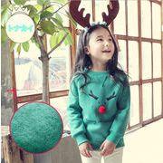 サンタ コスプレ サンタ衣装 クリスマス 韓国 子供服 パーカー トナカイ 鹿 動物 長袖 防寒