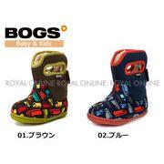 【ボグス】 71660S ベビーブーツ トラック [防寒・防水] 全3色 ベビー&キッズ