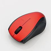 エレコム 静音Bluetoothマウス(IR LED 3ボタン) M-BT15BRSRD