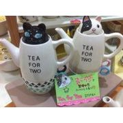 shinzi katoh design Tea For Two �e�B�[�t�H�[�c�[ Cat&Dog