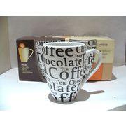 �h�C�c�EKONITZ COFFEE BAR ���C�e�B���O Mug 4�ƒZ�b�g