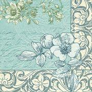 Paper+Design ペーパーナプキン エンボス仕様 ロマンティックフラワー