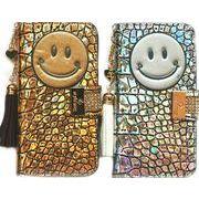 ◆iPhone6/6s 6Plus スマイル●ホログラムケース