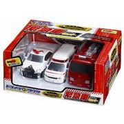 ドライブタウンPremium3 緊急車セット