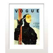 ИVoque's Poster series【Vogue Paris Juin 1951】